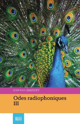 Odes radiophoniques 3 couv
